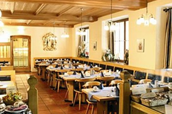 Schlosshotel Linderhof - фото 13