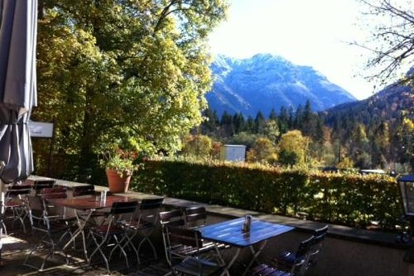 Schlosshotel Linderhof - фото 15