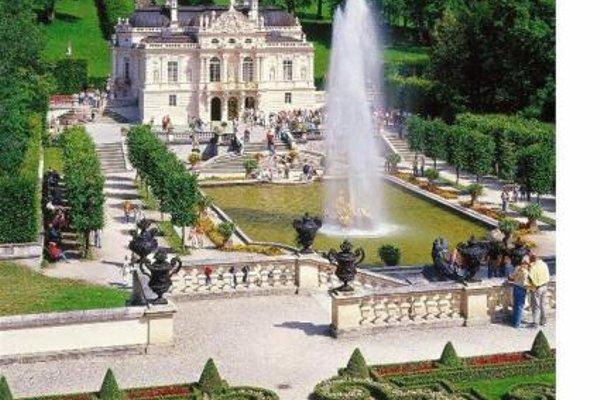 Schlosshotel Linderhof - фото 17