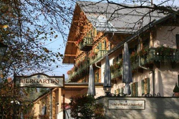Schlosshotel Linderhof - фото 19