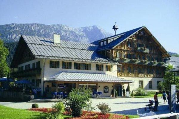 Schlosshotel Linderhof - фото 20