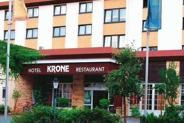 Korbstadthotel Krone - фото 22