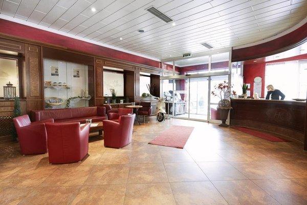 Korbstadthotel Krone - фото 6