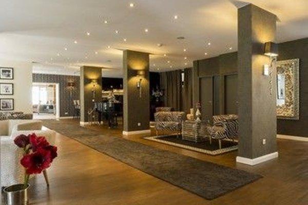 Hotel Luisenpark - фото 17
