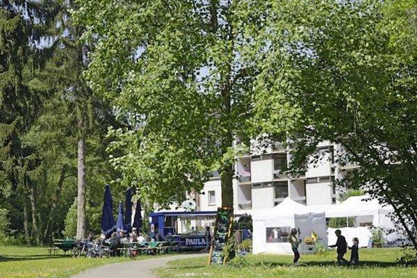 Hotel Luisenpark - фото 23