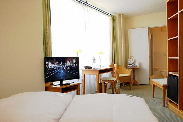 Nordic Hotel Leipzig (ех. Vivaldi Hotel Leipzig) - фото 5