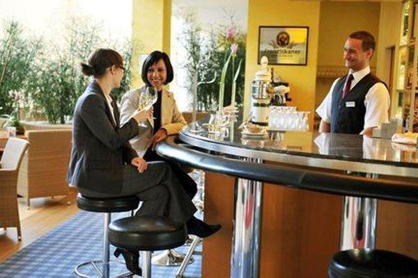 Atlanta Hotel International Leipzig - фото 15