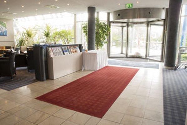 Atlanta Hotel International Leipzig - фото 17