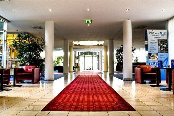Atlanta Hotel International Leipzig - фото 8