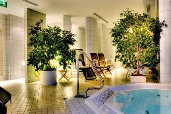 Atlanta Hotel International Leipzig - фото 9