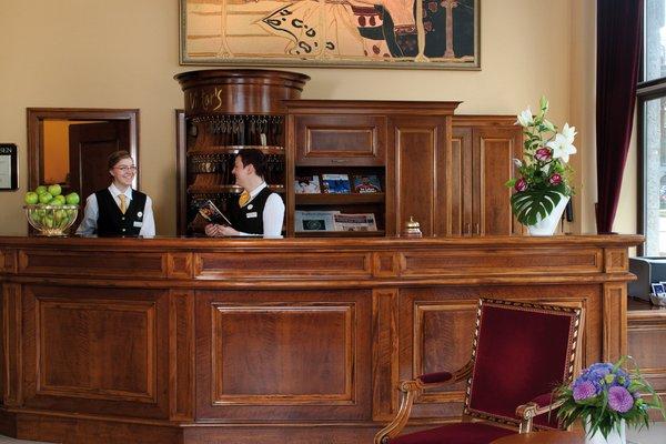 Victor's Residenz-Hotel Leipzig - фото 15