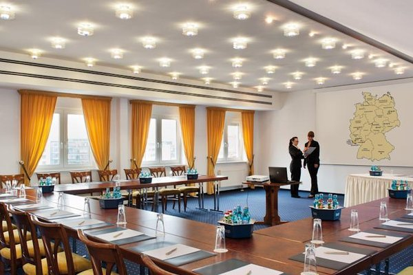 Victor's Residenz-Hotel Leipzig - фото 16