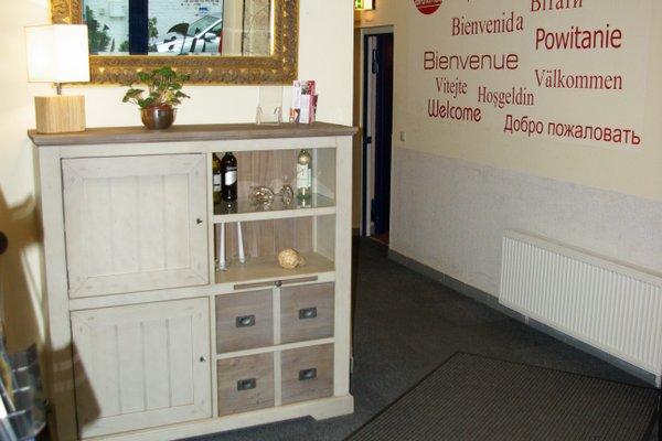 astral'Inn Leipzig Hotel & Restaurant - фото 20