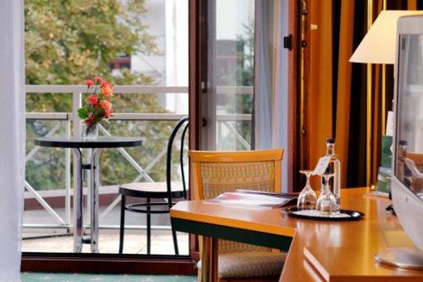 Balance Hotel Leipzig Alte Messe - фото 11