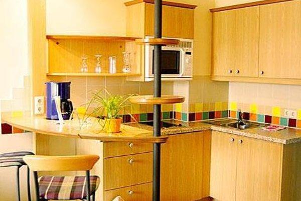 Suite Hotel Leipzig (ех. Artis Suite City Partner) - фото 12