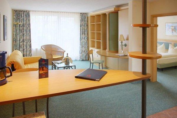 Suite Hotel Leipzig (ех. Artis Suite City Partner) - фото 18