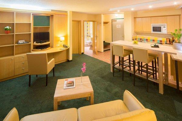 Suite Hotel Leipzig (ех. Artis Suite City Partner) - фото 20