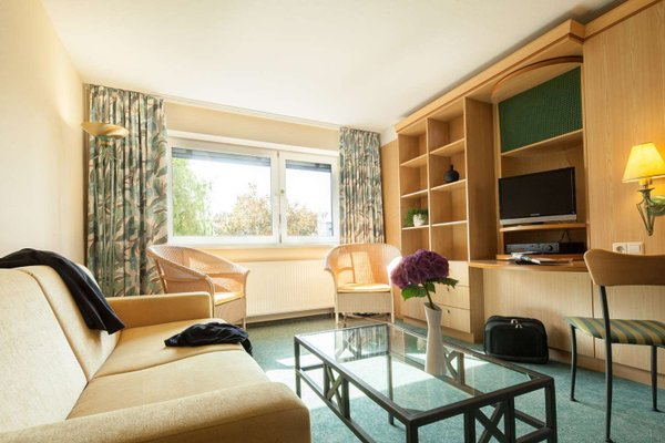 Suite Hotel Leipzig (ех. Artis Suite City Partner) - фото 5