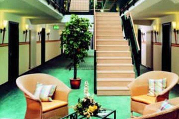 Suite Hotel Leipzig (ех. Artis Suite City Partner) - фото 8