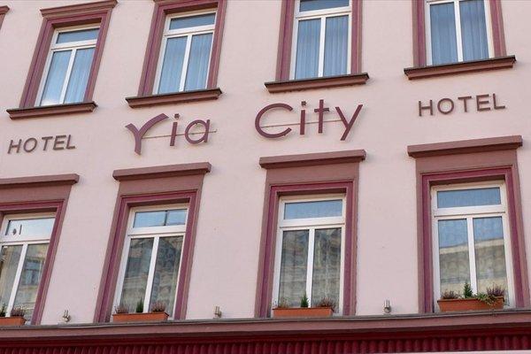 Hotel via City Leipzig Mitte - фото 23