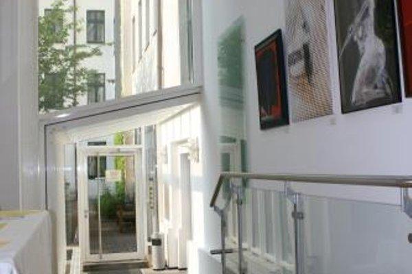 Galerie Hotel Leipziger Hof - фото 16