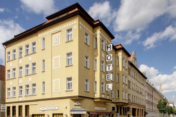Hotel Alt Connewitz - фото 23