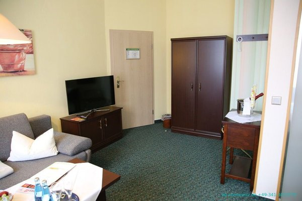 Hotel Alt Connewitz - фото 6