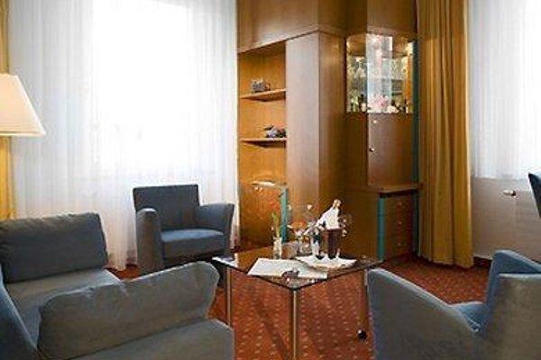 Mercure Hotel Leipzig am Johannisplatz (ех. Dorint Leipzig) - фото 5