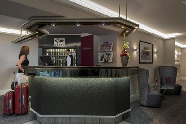 Best Western Hotel Windorf - фото 15