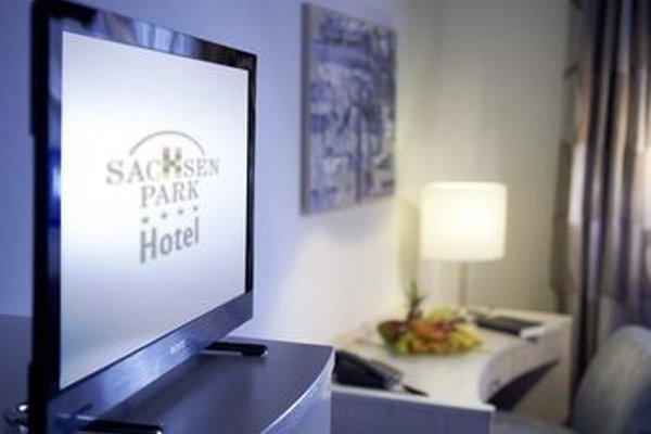 Sachsenpark-Hotel - фото 16