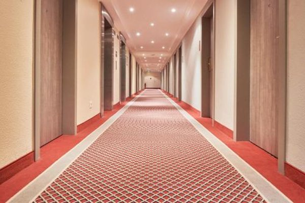 Best Western Hotel Leipzig City Center (ех. Holiday Inn Garden Court Leipzig) - фото 15