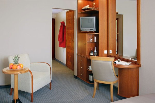 Best Western Hotel Leipzig City Center (ех. Holiday Inn Garden Court Leipzig) - фото 3