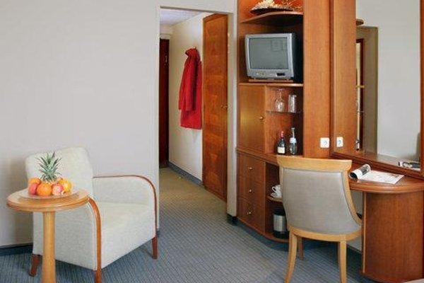 Best Western Hotel Leipzig City Center (ех. Holiday Inn Garden Court Leipzig) - фото 4
