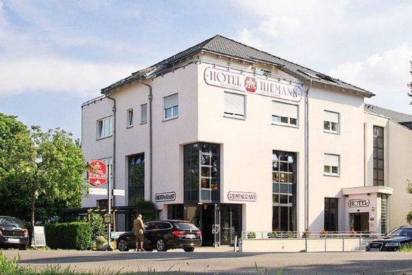 Hotel Hiemann - Superior - фото 20