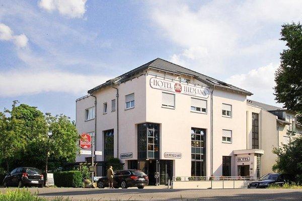 Hotel Hiemann - Superior - фото 23
