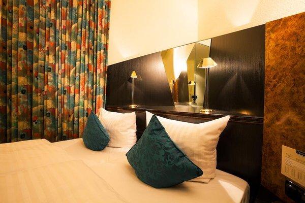 Centro Hotel Vier Jahreszeiten - фото 31