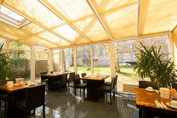 Centro Hotel Vier Jahreszeiten - фото 16