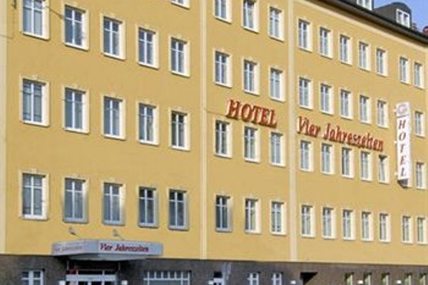 Centro Hotel Vier Jahreszeiten - фото 22