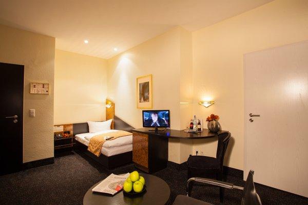 Centro Hotel Vier Jahreszeiten - фото 5