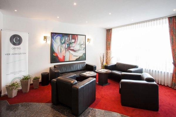 Centro Hotel Vier Jahreszeiten - фото 6