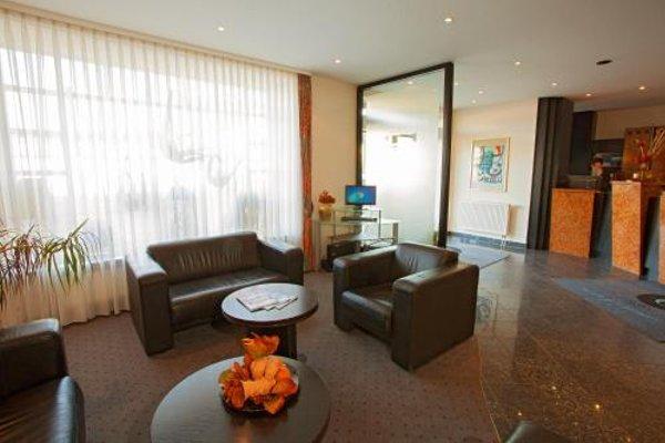 Centro Hotel Vier Jahreszeiten - фото 8
