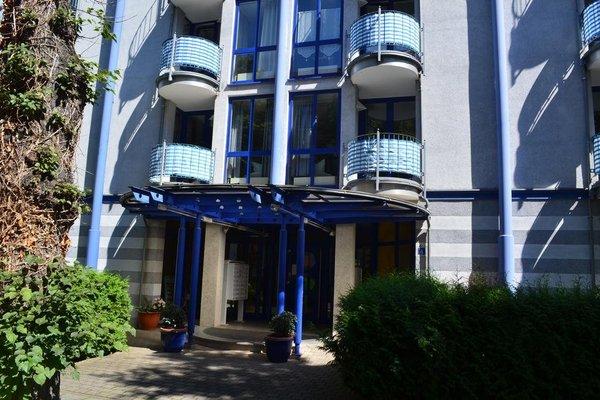 """Gasteappartements ,,Das Blaue"""" im Blauen Palais - фото 12"""