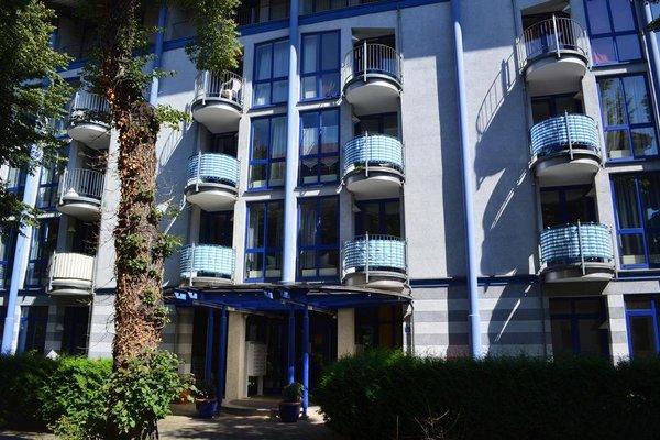 """Gasteappartements ,,Das Blaue"""" im Blauen Palais - фото 13"""