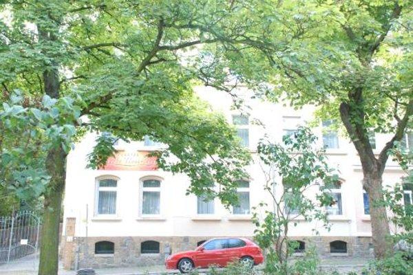 Pension Leipzig Georgplatz - фото 21