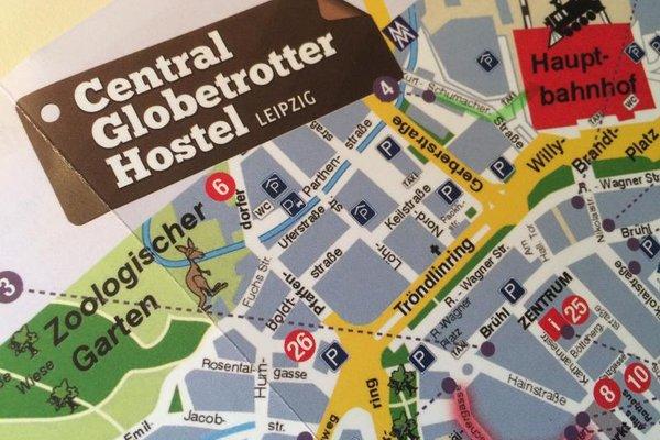 Central Globetrotter Hostel Leipzig Hauptbahnhof - фото 13