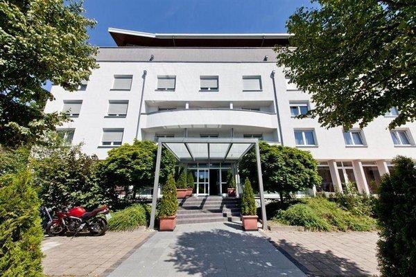 Novum Hotel Aviva Leipzig Neue Messe - фото 22