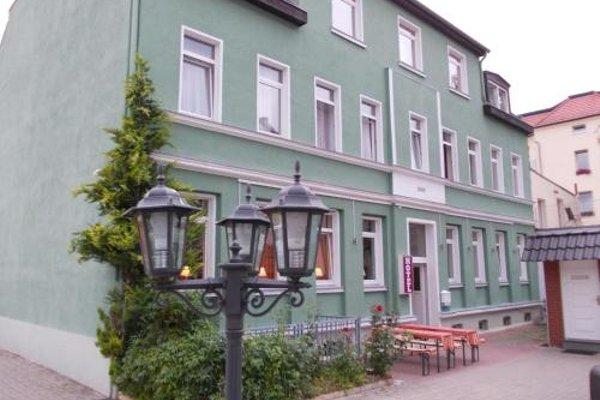 Hotel & Pension Plagwitzer Hof - фото 22