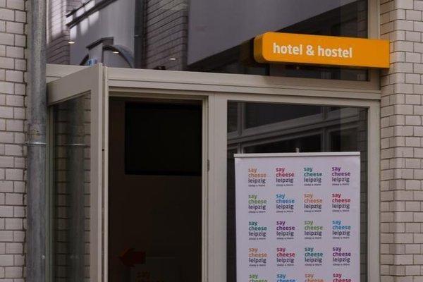 Five Elements Hostel Leipzig - фото 21