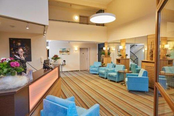 Stuttgart Airporthotel Filderland - фото 18