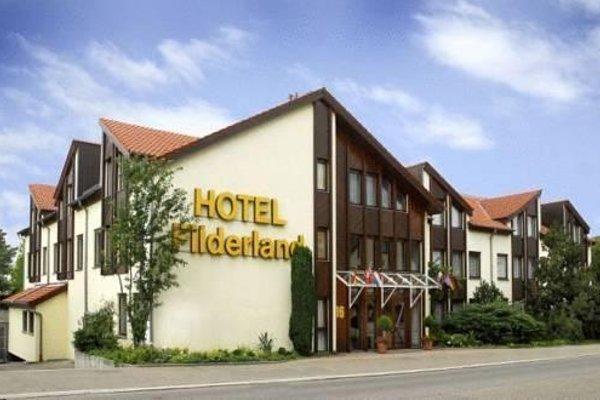 Stuttgart Airporthotel Filderland - фото 20